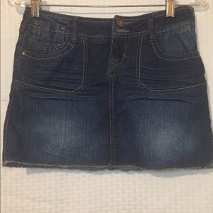 So skirt jeans,size 0